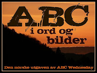 ABC in words and pictures NORWEGIAN VERSION